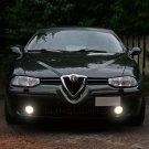 1997 1998 1999 2000 2001 2002 Alfa Romeo 156 Xenon Fog Lamps Driving Lights Foglamps Foglights Kit