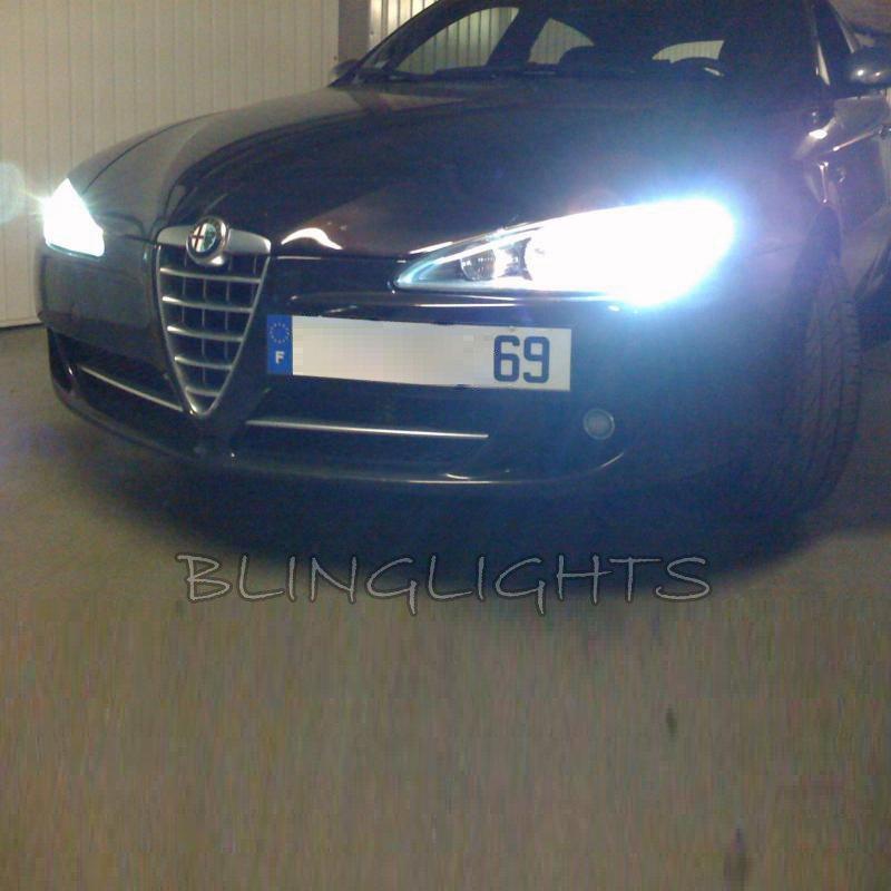 2000-2010 Alfa Romeo Xenon HID Conversion Kit for Headlamps Headlights Head Lamps Lights