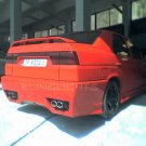 Alfa Romeo 155 Tinted Smoked Taillamps Taillights Tail Lamps Lights Protection Overlays