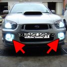 2001-2005 Subaru Impreza GG RS WRX Fog Lamps Driving Lights Kit