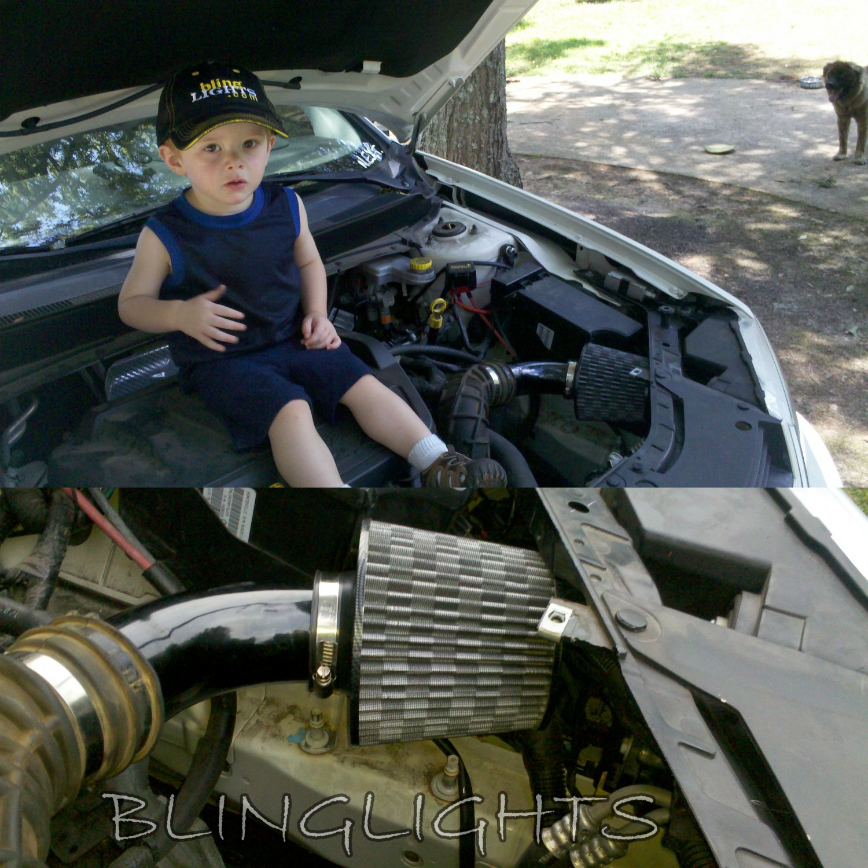 2011-2016 Chrysler 200 2.4 L I4 Performance Air Intake Engine Motor Accessory
