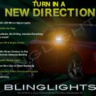 Alfa Romeo 159 LED Side View Mirrors Turnsignals Lights Turn Signals Lamps Mirror Signalers Set