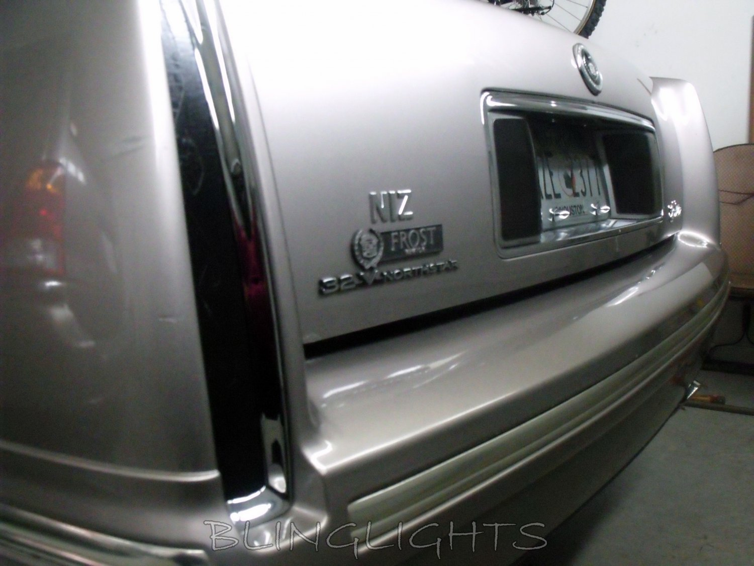 1994 1995 1996 1997 1998 1999 Cadillac DeVille Tinted Protection Overlays Taillamps Taillights Film