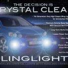 2012-2016 Chevy Sonic LED Fog Lamp Driving Light Kit Chevrolet Foglamps
