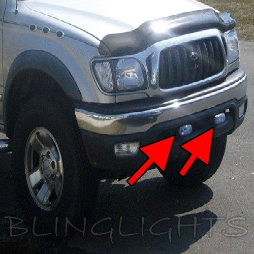 Automotive Light Bulbs >> 1995-2004 Toyota Tacoma Xenon Fog Lamp Driving Light Kit
