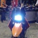 KTM 450 SRM 690 SM R 990 SMC R Supermoto Xenon HID Conversion Kit for Headlamps Headlights