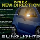 Holden Barina LED Side Mirrors Turnsignals Lights Accents Turn Signals Lamps Signalers