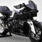 BMW K1200R K1300R Tinted Smoked Protection Overlays Film for Headlamp Headlight Head Lamp Light