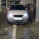 2000 2001 2002 2003 2004 2005 Hyundai Avega Bright White Light Bulbs for Headlamps Headlights