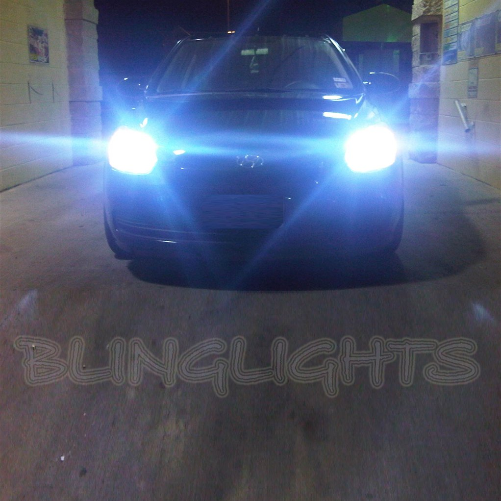 Hyundai Brio Xenon 55 Watt Conversion Kit for Headlamps Headlights Head Lamps Lights
