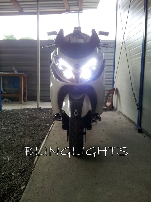 Sym Maxsym 400i 600i Xenon 55 Watt HID Conversion Kit for Headlamps Headlights Head Lamps Lights