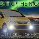 2011 2012 2013 Vauxhall Meriva Xenon Fog Lamps Driving Lights Foglamps Foglights Kit