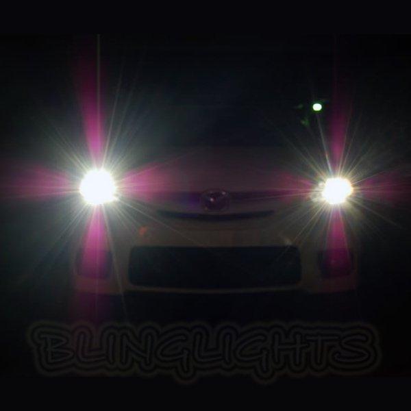 2005-2014 Mazda5 Bright White Head Lamp Light Bulbs set of 2