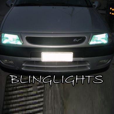 1997 1998 1999 2000 2001 2002 2003 Citroën Saxo Bright White Light Bulbs for Headlamps Headlights