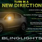 Mazda 6 LED Side Mirror Turnsignal Lights Addon Signalers