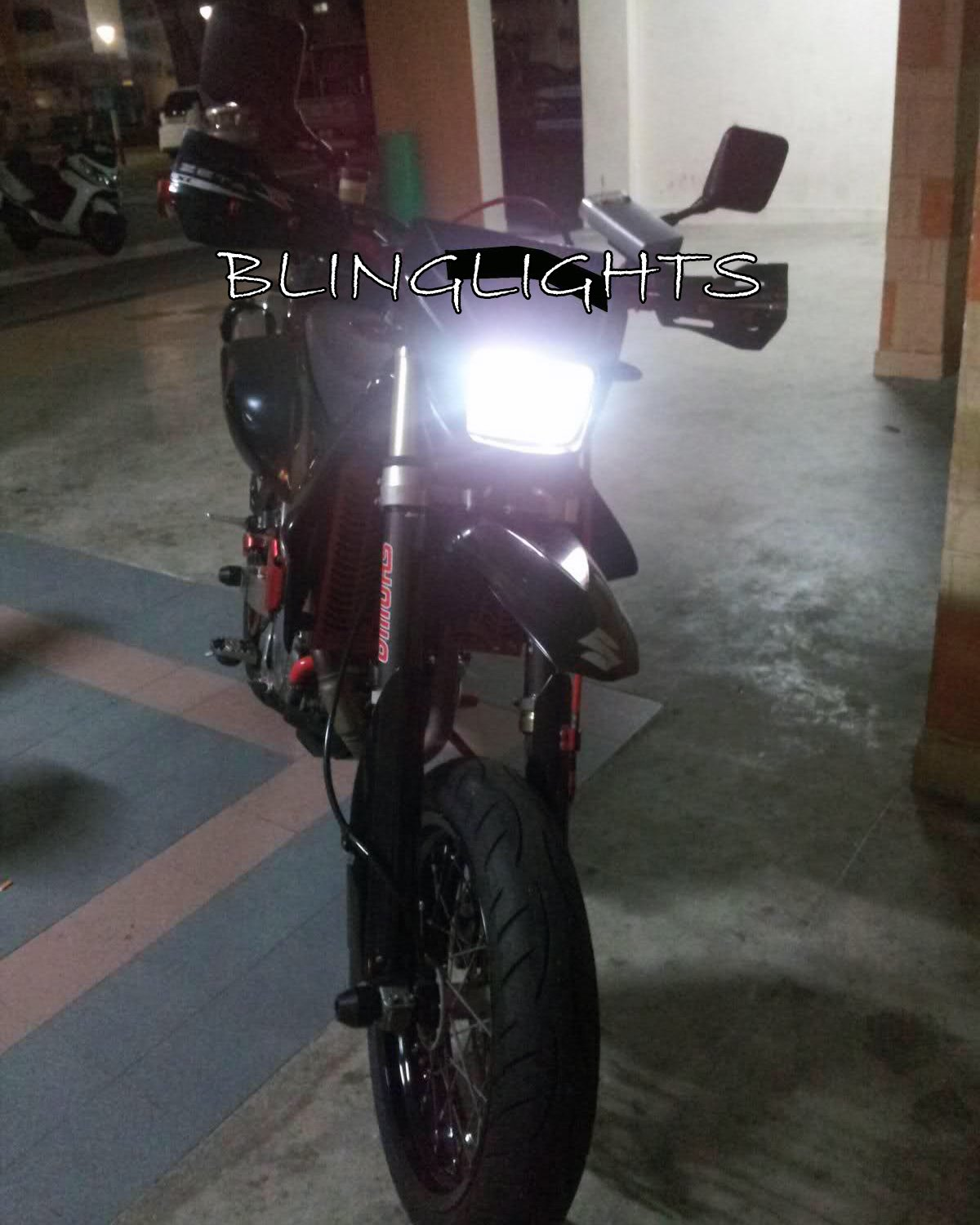 Suzuki DR-Z 400 DR-Z400E DR-Z400S DR-Z400SM Xenon 55w Hi/Lo HID Conversion Kit Headlamp Headlight