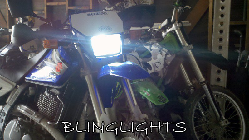 Suzuki DR650 R SE RS RSE Djebel Dakar Xenon 55w Hi/Lo HID Conversion Kit for Headlamp Headlight