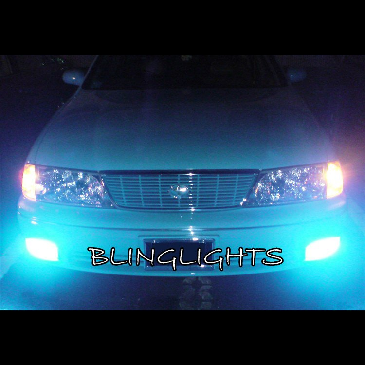 1998 1999 Toyota Avalon Xenon Fog Lamps Driving Lights Foglamps Foglights Kit