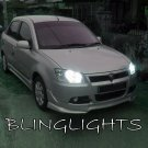Proton Saga Bright White Upgrade Replacement Light Bulbs for Headlamps Headlights Head Lamps Lights