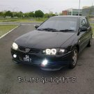 Proton Satria Gti R3 300 Xenon Fog Lamps Driving Lights Foglamps Foglights Kit