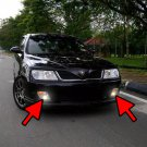 Proton Waja Xenon Fog Lamps Driving Lights Foglamps Foglights Kit