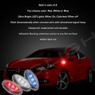 Dodge Dart LED Side Markers Turnsignals Accents Lights Turn Signals Lamps Blinkers Signalers