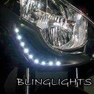 Honda CBR1000RR LED DRL Light Strips Headlamps Headlights Head Lamps Day Time Running Strip Lights