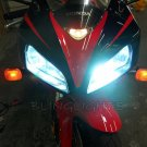 Honda CBR1000RR Fireblade JDM White Low High Light Bulbs for Headlamps Headlights Head Lamps Lights