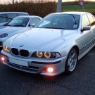 2000 2001 2002 2003 BMW 5 Series E39 M-Sport Xenon Fog Lamps Driving Lights Foglamps Foglights Kit
