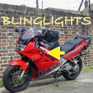 Honda VFR800 Interceptor Xenon Driving Lights Fog Lamps Foglamps Foglights Drivinglights Kit