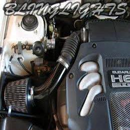 Subaru Legacy Outback B9 Tribeca H6 Performance Motor Air Intake Kit Engine CAI Accessory