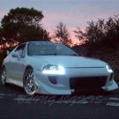 Honda Del Sol LED DRL Light Strips for Headlamps Headlights Head Lights Day Time Running Lamps
