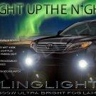 2011 2012 2013 Toyota Avalon Xenon Fog Lamps Driving Lights Foglamps Foglights Kit