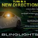 Scion FR-S LED Side View Mirrors Turnsignals Lights Mirror Turn Signals Lamps Signalers