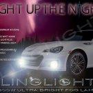 Subaru BRZ Xenon Fog Lamps Driving Lights Kit