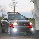 2003 2004 2005 2006 Subaru Baja Xenon Fog Lamps Driving Lights Foglamps Foglights Kit