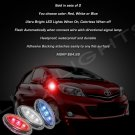 Toyota Yaris LED Side Markers Turnsignals Lights Accents Turn Signals Lamps Signalers