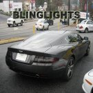 Aston Martin DB9 Coupé / Volante Tinted Smoked Protection Overlays for Taillamps Taillights