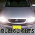 Holden Zafira Bright White Replacement Upgrade Light Bulbs for Headlamps Headlights