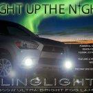 2011 2012 Mitsubishi ASX Xenon Fog Lamp Driving Light Kit