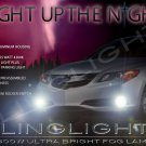 2013 2014 2015 Acura ILX Xenon Fog Lights Fog Lamps Driving Lights Foglamps Foglights Kit