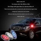 Buick Enclave LED Side Markers Turnsignals Lights Accents Turn Signals Lamps Signalers