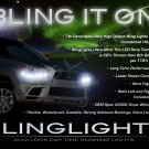 Mitsubishi ASX LED DRL Light Strips for Headlamps Headlights Head Lights Day Time Running Lamps