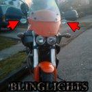 Buell Lightning CityX XB9SX Xenon Driving Lights Fog Lamps Drivinglights Foglamps Foglights Kit