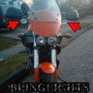 Buell Ulysses XB12XP Xenon Driving Lights Fog Lamps Drivinglights Foglamps Foglights Kit