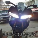 Buell 1125CR Xenon 55Watt HID Conversion Kit for Headlamps Headlights Head Lamps Lights Upgrade
