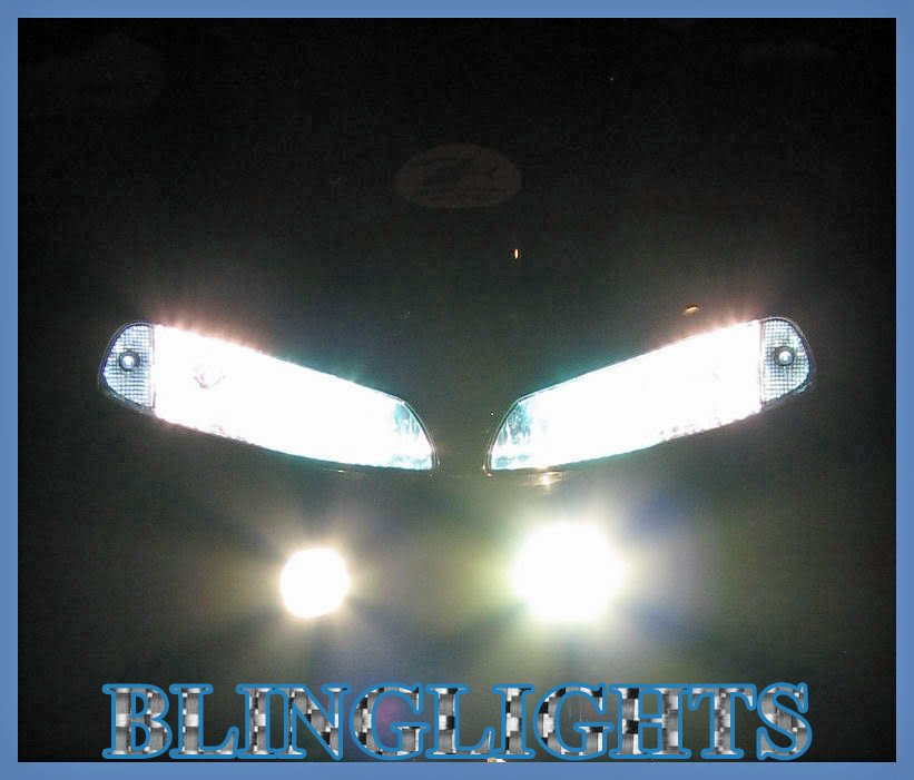 Buell 1125CR Angel Eye Driving Lights Halo Fog Lamps Drivinglights Foglamps Foglights Kit