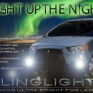 2009 2010 2011 2012 2013 Mitsubishi Colt Xenon Fog Lamps Driving Lights Foglamps Foglights Kit