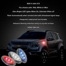 Chevrolet Chevy TrailBlazer LED Side Markers Turnsignals Lights Accents Turn Signals Lamps Signalers