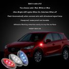 Mazda CX-5 CX5 LED Side Markers Turnsignals Lights Accents Turn Signals Lamps Signalers Set